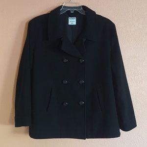Old Navy | Women's Pea Coat black size XXL